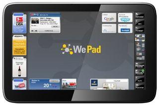 WePad-demo